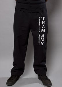 "Image of Men's ""Team Amy"" Sweatpants"