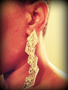 Image of Mosaic Earrings