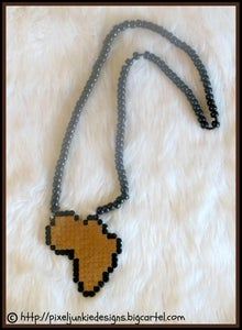Image of Africa Necklace