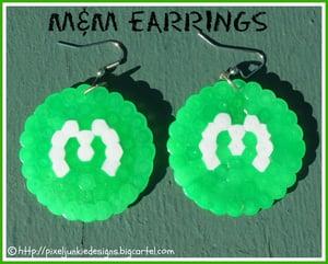 Image of M&M Earrings