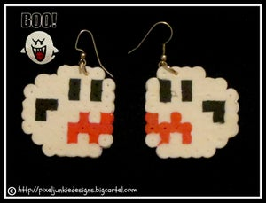 "Image of ""Boo"" Earrings"