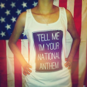 Image of National Anthem (Girls)