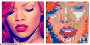 "Image of Rihanna ""Loud"" Album cover"
