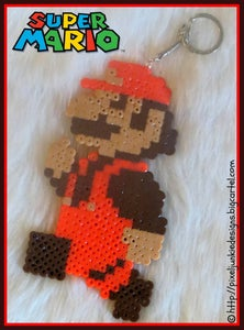 Image of Super Mario Keychain