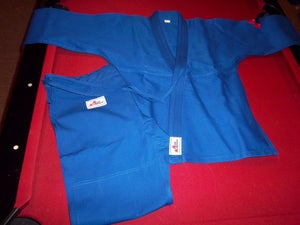 Image of Real Kimonos ''1'' Blue