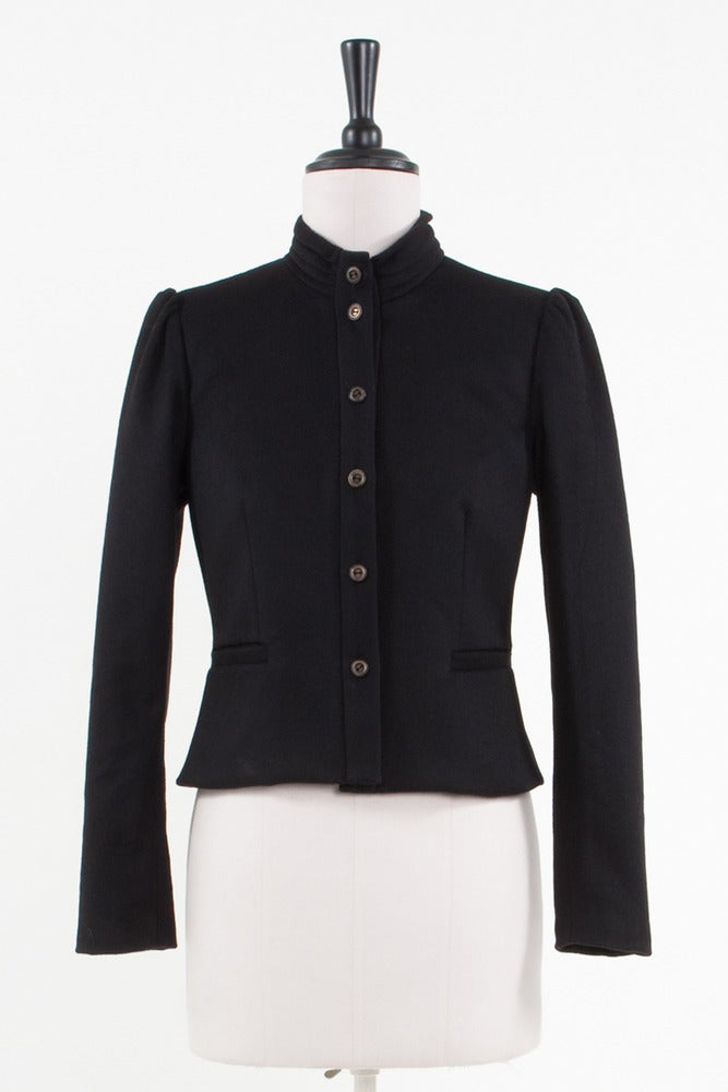 Image of Isabel Bolero Jacket (1 left in winter white)