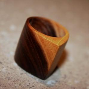 Image of Recycled Mulga Timber Jewelry