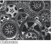Image of Wheels! Wheels! Wheels!