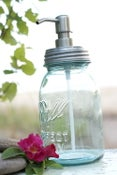 Image of Mason Jar Soap Dispenser - Quart or Pint