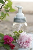 Image of Foaming Lid for Your Mason Jar Soap Dispenser