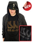 Image of *Exclusive* Dan-W Diamante T-Shirt (Gold & Sliver)