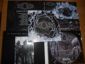 Image of Fractured in the Timeless Abyss - Digipak CD