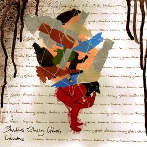 "Image of Shadows Chasing Ghosts - ""Lessons"" CD Album"