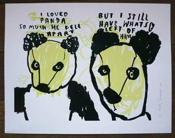 Image of Panda Print 1