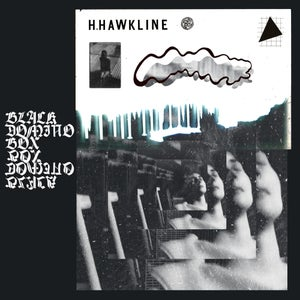 "Image of H. Hawkline - Black Domino Box EP 12"" - TA1202"