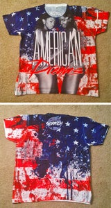 Image of American Dreams t-shirt
