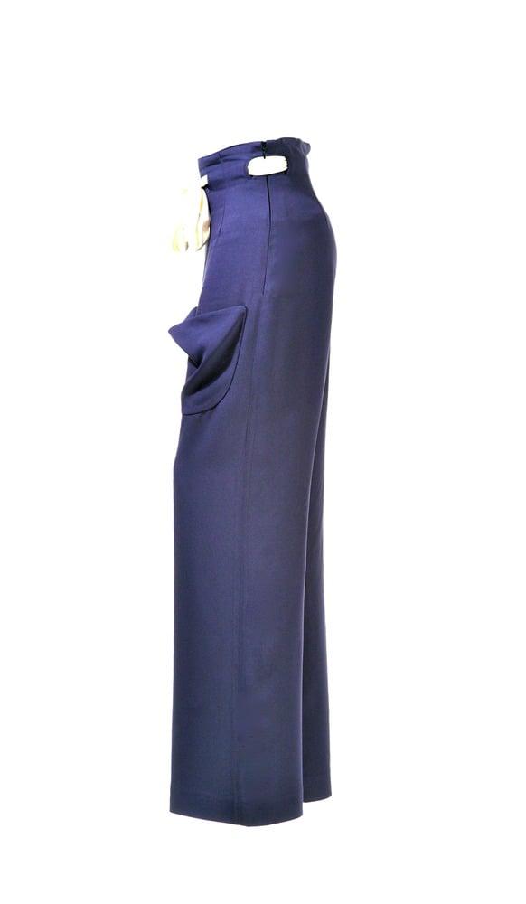 Image of Emma elegant lounge pants