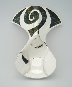 Image of Carved Spiral Spoons