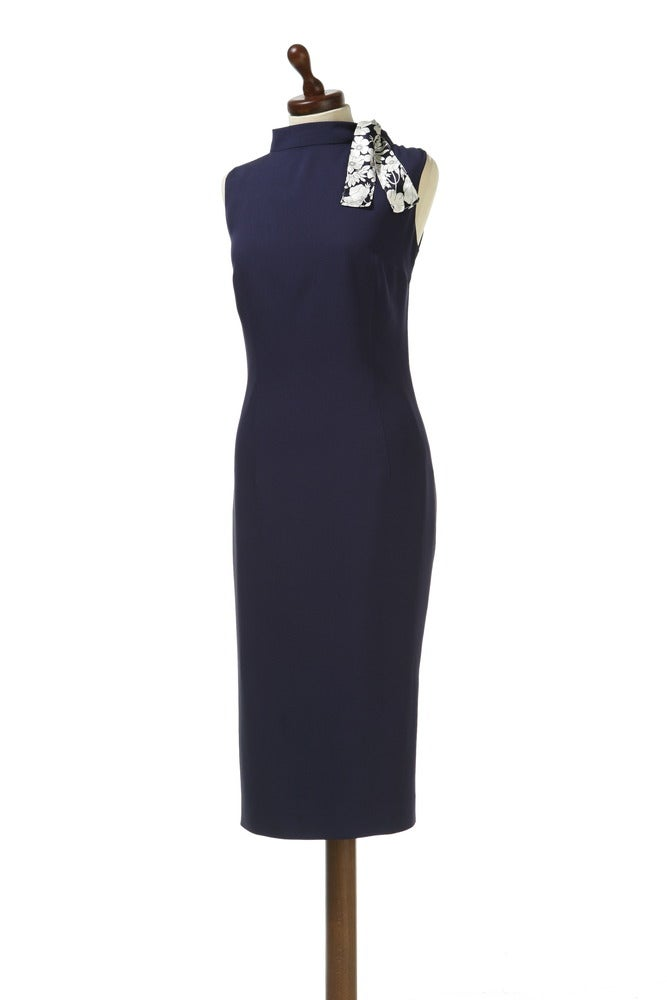 Image of Claire Shangai dinner dress