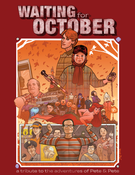 Image of Waiting for October: A Tribute to The Adventures of Pete & Pete (SOLD OUT)