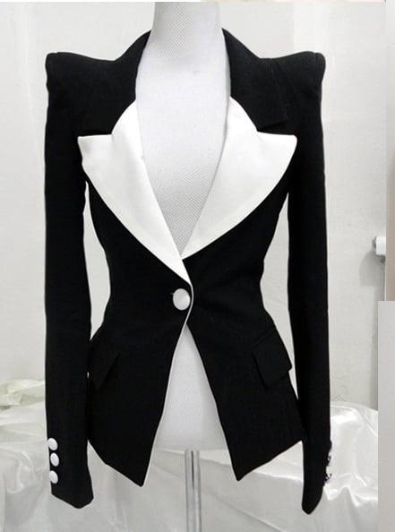 Image of Tuxedo Blazer