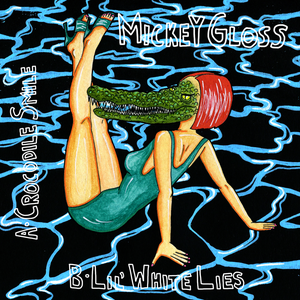 Image of MICKEY GLOSS - 'CROCODILE SMILE' FLEXI