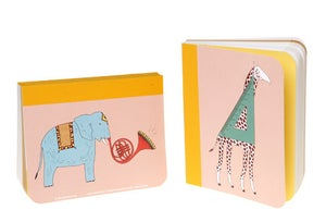 Image of Giraffe journal