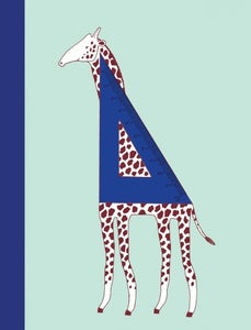 Image of Giraffe notebook