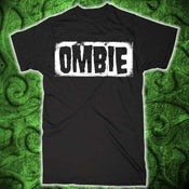 Image of Classic OMBIE Logo T-Shirt (Black)
