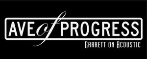 Image of Avenue of Progress Sticker