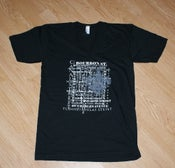 Image of Streets of New Orleans - Black V-neck