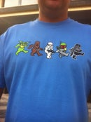 Image 3 of Star Wars Dancing Bears t shirt ADULT and KID sizes