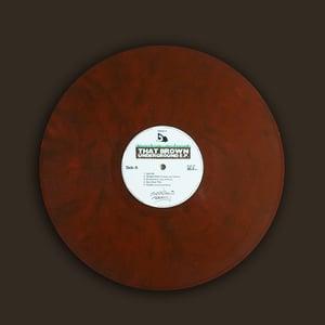 Image of DWG014 - Sputnik Brown 'That Brown Underground E.P.' (brown vinyl)