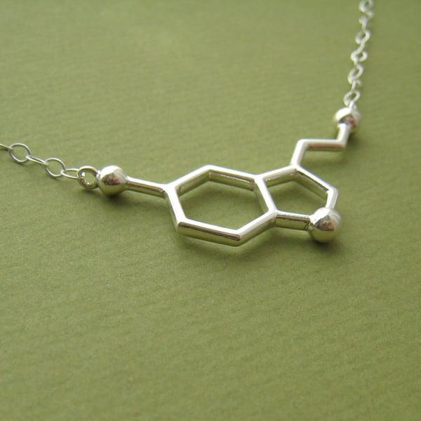 Image of serotonin necklace - link