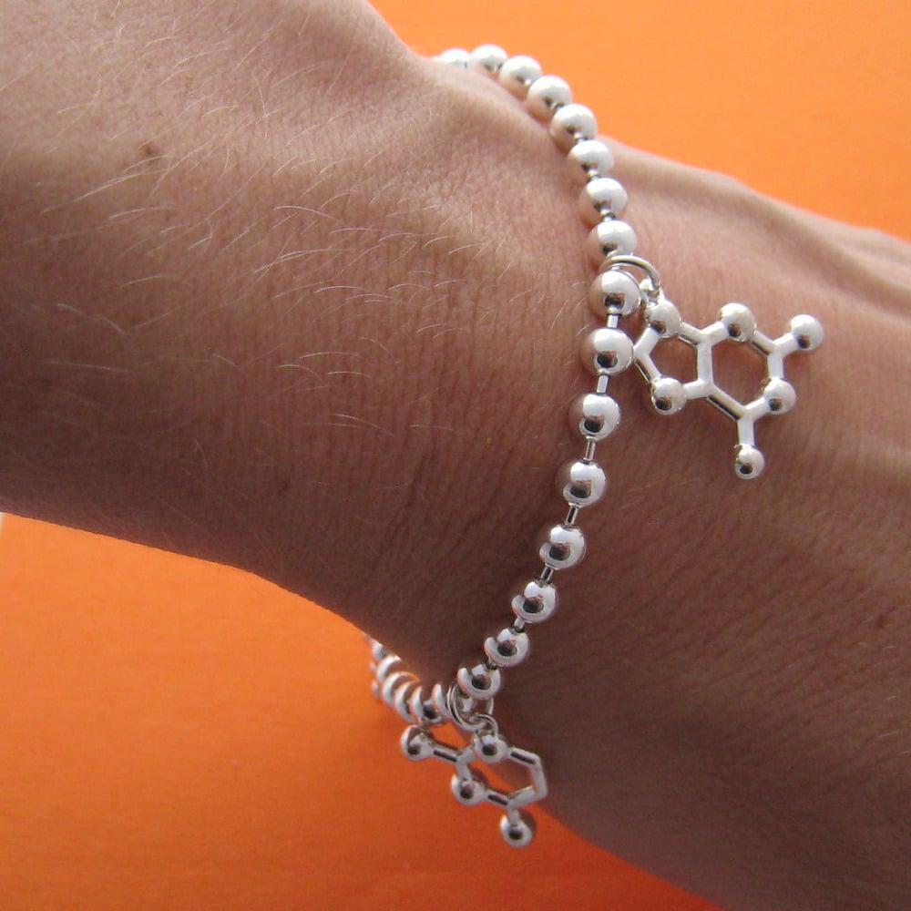 Image of DNA bases bracelet