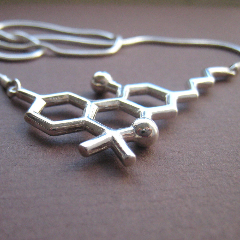 Image of THC necklace