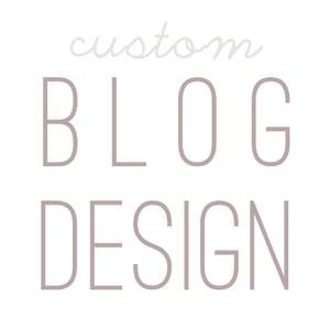 Image of Blog Design
