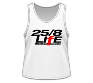 Image of 25/8 life Tank Tops