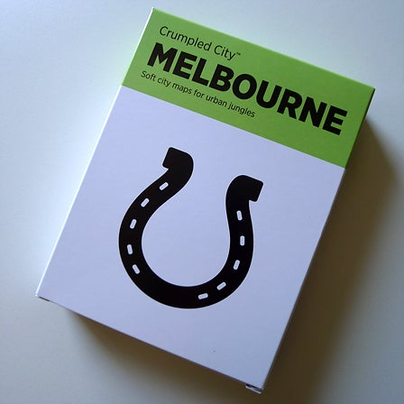 Image of Melbourne City Map