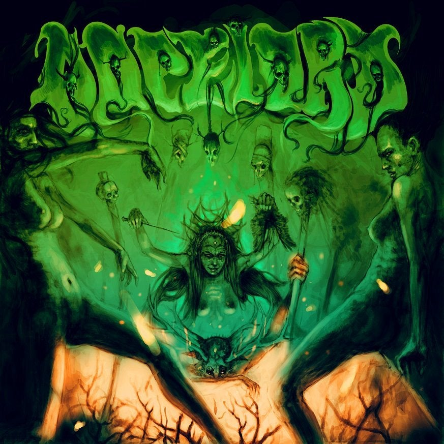 "Image of Dopelord - ""Magick Rites"""