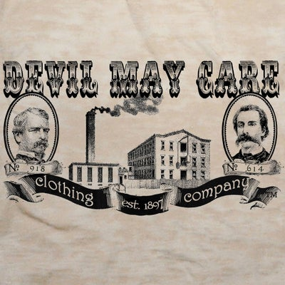 Image of Devil May Care Classic Baseball Shirt