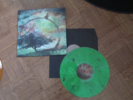 "Image of Palingenesia 12"" VINYL LP REPRESS ON COLOURED WAX (Prügelprinz Records)"