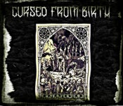 Image of Cursed From Birth EP