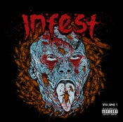 Image of Mortal Gore Presents : Infest