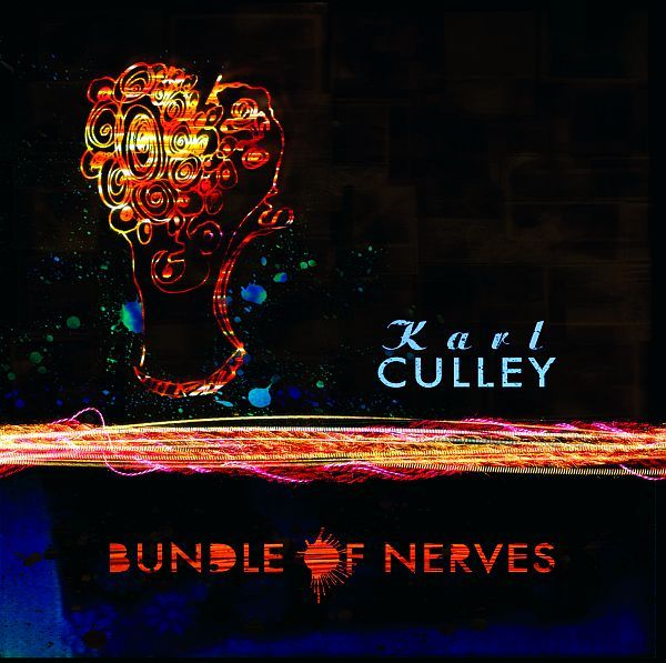 Image of Bundle Of Nerves by Karl Culley - CD album