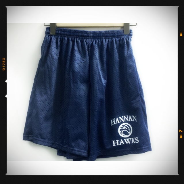 "Image of Hannan 7"" PE Shorts"