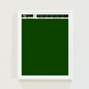 PANTONE® Letraset Posters × Greens