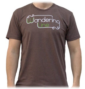Image of Wandering Line - Espresso