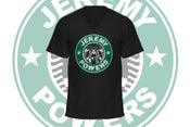 Image of T-Shirt - Starbucks