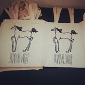 Image of Limited Edition Screen Printed Tote Bag